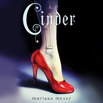 Cinder - Book One of the Lunar Chronicles luisterboek by Marissa Meyer