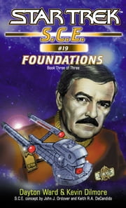 Star Trek: Corps of Engineers: Foundations #3 ebook by Dayton Ward,Kevin Dilmore