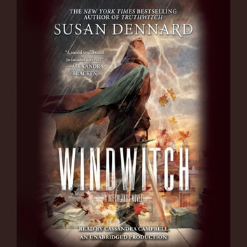Windwitch - A Witchlands Novel audiobook by Susan Dennard
