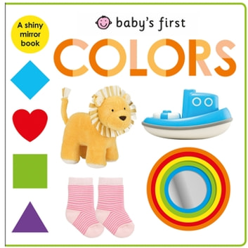 Baby's First Colors ebook by Roger Priddy