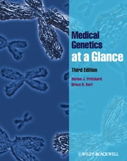 Medical Genetics at a Glance ebook by Dorian J. Pritchard,Bruce R. Korf