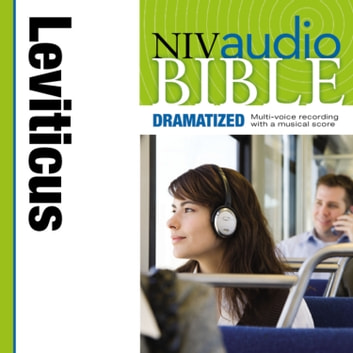 Dramatized Audio Bible - New International Version, NIV: (03) Leviticus audiobook by Zondervan