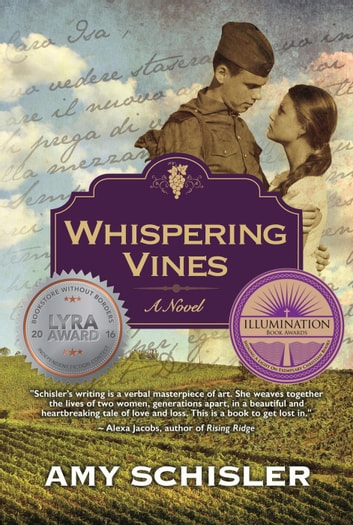 Whispering Vines ebook by Amy Schisler