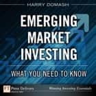 Emerging Market Investing ebook by Harry Domash