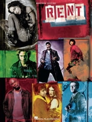 Rent (Songbook) - Movie Vocal Selections ebook by Jonathan Larson