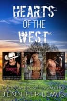 Hearts of the West Box Set - The Complete Series 1-3 ebook by