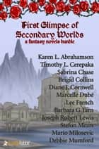 First Glimpse of Fantasy Secondary Worlds - A Twelve Novel Box Set ebook by Karen L. Abrahamson, Timothy L. Cerepaka, Sabrina Chase,...