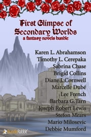 First Glimpse of Fantasy Secondary Worlds - A Twelve Novel Box Set ebook by Karen L. Abrahamson,Timothy L. Cerepaka,Sabrina Chase,Brigid Collins,Diane J Cornwell,Marcelle Dube,Lee French,Barbara G. Tarn,Joseph Robert Lewis,Stefon Mears,Mario Milosevic,Debbie Mumford