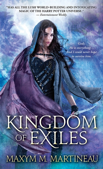 Kingdom of Exiles ebook by Maxym M. Martineau