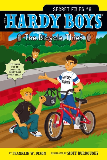 The Bicycle Thief ebook by Franklin W. Dixon