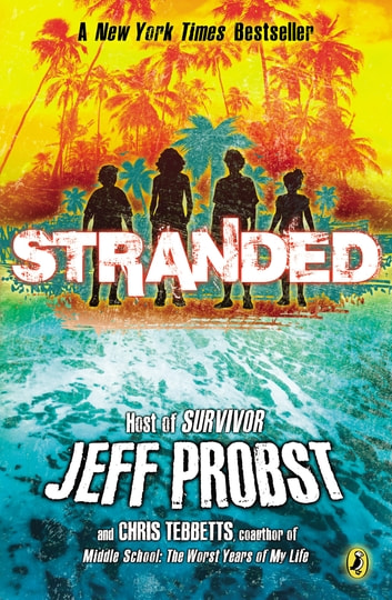 Stranded ebook by Jeff Probst,Christopher Tebbetts