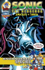 Sonic the Hedgehog #246 ebook by Ian Flynn, Steven Butler, Terry Austin, Matt Herms, John Workman