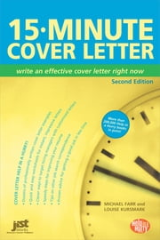 15-Minute Cover Letter ebook by Kobo.Web.Store.Products.Fields.ContributorFieldViewModel