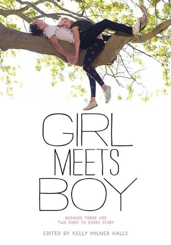 Girl Meets Boy - Because There Are Two Sides to Every Story ebook by
