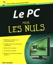 PC Edition Explorer 9 Pour les nuls ebook by Doug Lowe