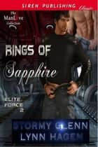 Rings of Sapphire ebook by Stormy Glenn, Lynn Hagen