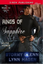 Rings of Sapphire ebook by Stormy Glenn,Lynn Hagen