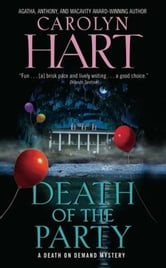 Death of the Party ebook by Carolyn Hart