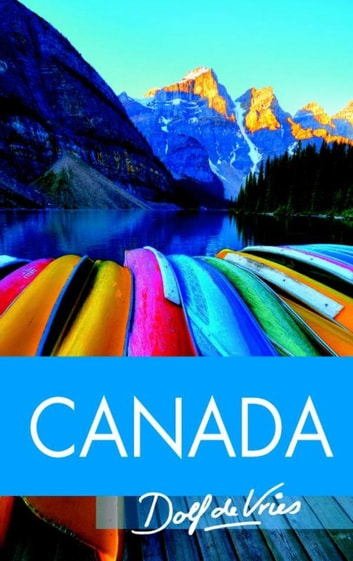 Canada ebook by Dolf de Vries