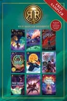 Rick Riordan Presents Free Sampler ebook by Roshani Chokshi, Yoon Ha Lee, J.C. Cervantes,...