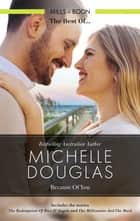 The Redemption of Rico D'Angelo/The Millionaire and the Maid eBook by Michelle Douglas