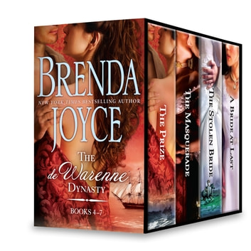 Brenda Joyce The de Warenne Dynasty Series Books 4-7 - An Anthology ebook by Brenda Joyce