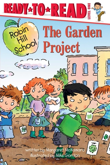 The Garden Project - with audio recording ebook by Margaret McNamara