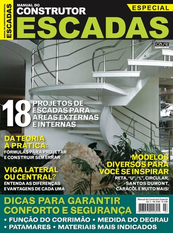 Manual do Construtor Especial Ed. 7 - Escadas ebook by Edicase
