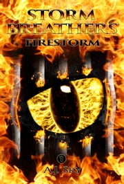Firestorm ebook by A.J. Sky