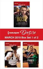 Harlequin Desire March 2019 - Box Set 1 of 2 ebook by Katy Evans, Silver James, Zuri Day