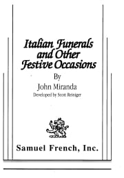 Italian Funerals and Other Festive Occasions ebook by John Miranda