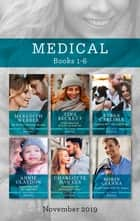 A Christmas Kiss with Her Ex-Army Doc/The Doctors' Christmas Reunion/Highland Doc's Christmas Rescue/Festive Fling with the Single D ebook by Meredith Webber, Annie Claydon, Tina Beckett,...