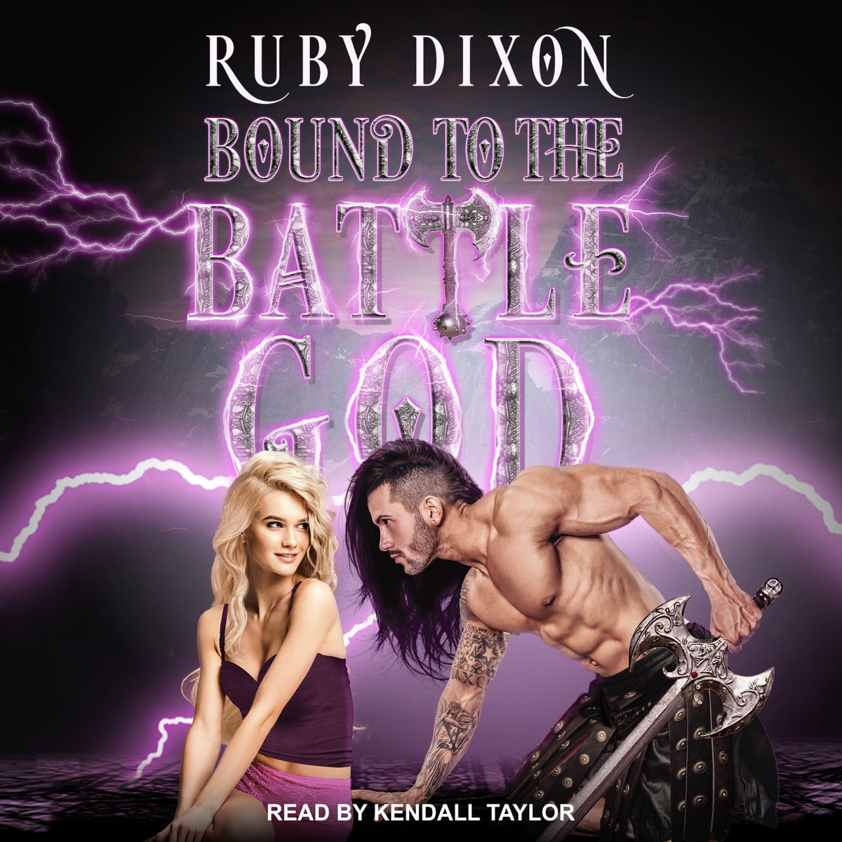 Bound to the Battle God Audiobook by Ruby Dixon - 9781541434769 ...