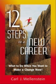 12 Steps to a New Career ebook by Carl J. Wellenstein