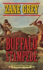 Buffalo Stampede - A Western Story ebook by Zane Grey