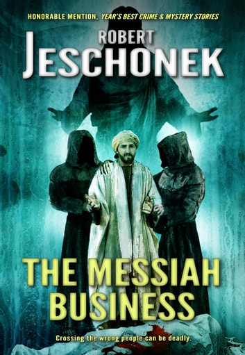 The Messiah Business ebook by Robert Jeschonek