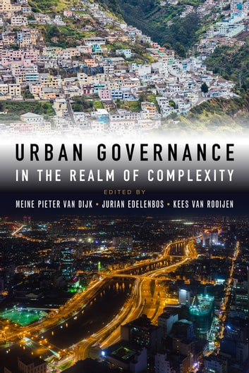 Urban Governance in the Realm of Complexity ebook by