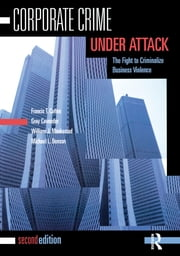 Corporate Crime Under Attack - The Fight to Criminalize Business Violence ebook by Gray Cavender,Francis T. Cullen,William J. Maakestad,Michael L. Benson