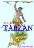 The Beasts of Tarzan (Illustrated Version)