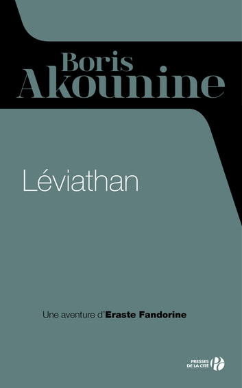 Léviathan ebook by Boris AKOUNINE