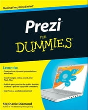 Prezi For Dummies ebook by Stephanie Diamond