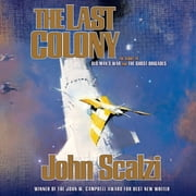 The Last Colony audiobook by John Scalzi