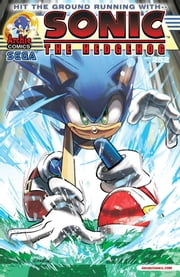Sonic the Hedgehog #252 ebook by Ian Flynn, Ben Bates, Evan Stanley, John Workman, Terry Austin, Matt Herms