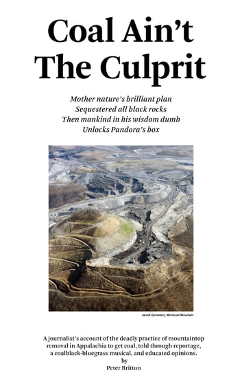 Coal Ain't The Culprit ebook by Peter Britton