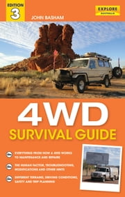 4WD Survival Guide ebook by Basham, John
