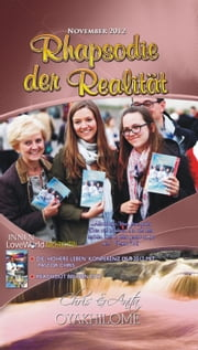 Rhapsody of Realities November 2012 German Edition ebook by Pastor Chris Oyakhilome