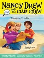 Treasure Trouble ebook by Carolyn Keene, Macky Pamintuan