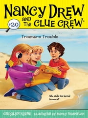 Treasure Trouble ebook by Carolyn Keene,Macky Pamintuan
