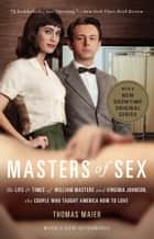 Masters of Sex ebook by Thomas Maier