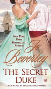 The Secret Duke ebook by Jo Beverley